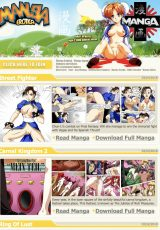 Manga Erotica porn site