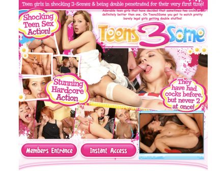 Teens 3 Some