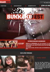 Bukkake Fest porn site
