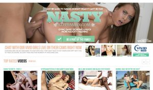Nasty Step Family porn site