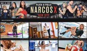 Narcos X porn site