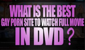 WHAT IS THE BEST GAY PORN SITE TO WATCH FULL MOVIE IN DVD Logo001