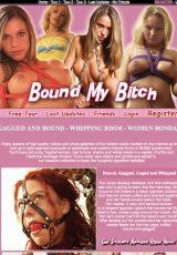 Bound My Bitch porn site