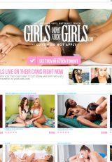 Girls Who Fuck Girls porn site