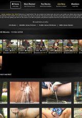 Crazy Pee Girls porn site