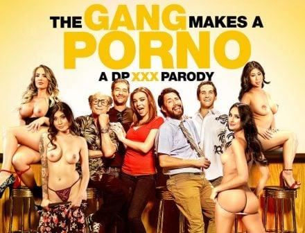 The Gang Makes A Porno