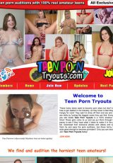 Teen Porn Tryouts porn site