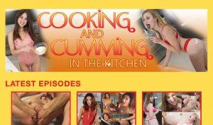 Cum Kitchen porn site