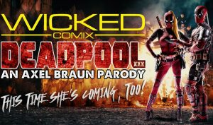 Deadpool XXX - An Axel Braun Parody