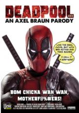 Deadpool XXX porn parody