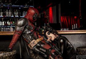 Deadpool XXX scene 2.1