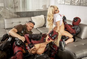 Deadpool XXX scene 5.2