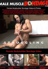 Female Muscle Bondage porn site