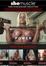 She Muscle porn site