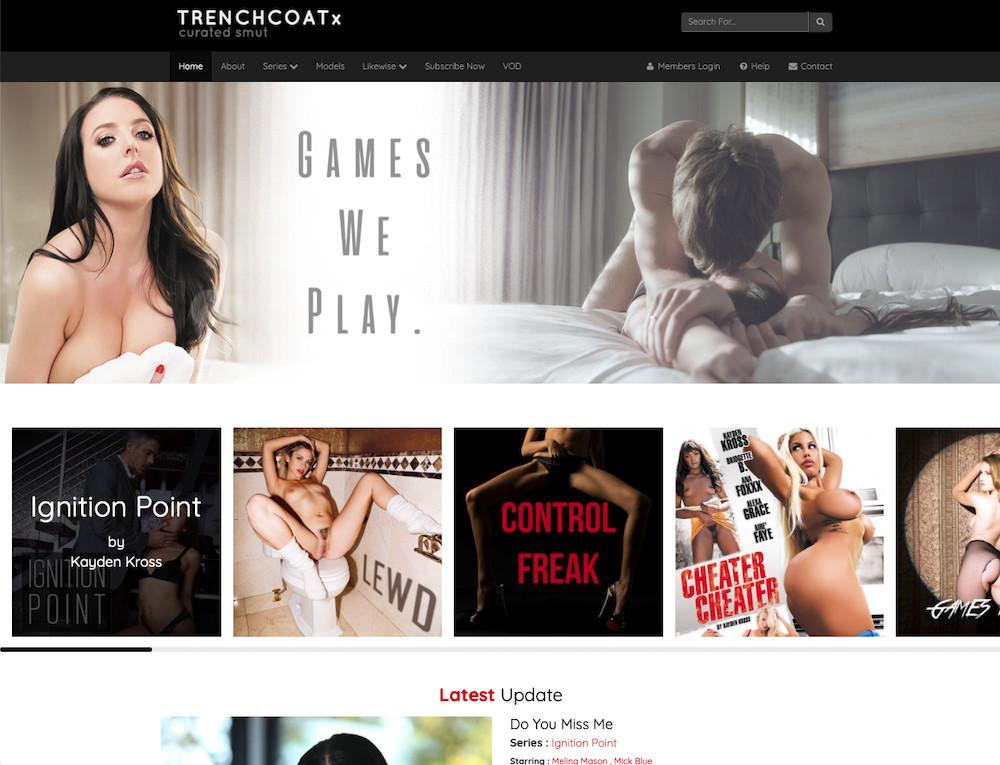 Trenchcoat Porn
