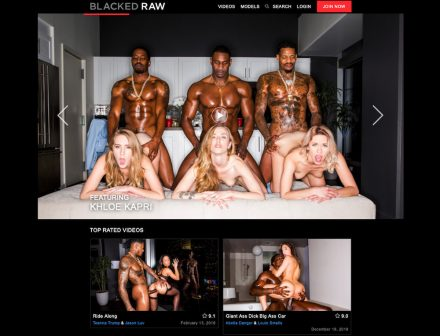 Blacked Raw