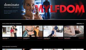 MylfDom porn site