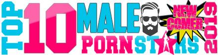 TOP 10 Male Newcomer Porn Stars 2019