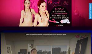 VR Love porn site