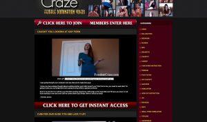 Femdom Craze porn site
