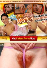 Hot Hairy Honies porn site