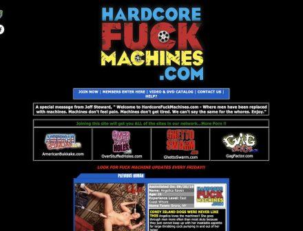 Hardcore Fuck Machines