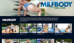 MILF Body porn site