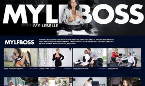 Mylf Boss porn site