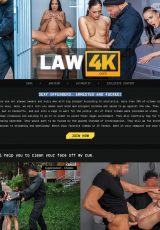 Law 4K porn site