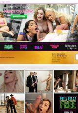 Nubiles ET porn site