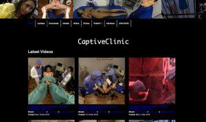 Captive Clinic porn site