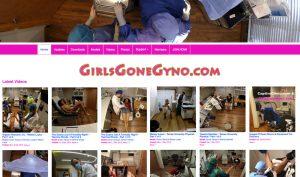Girls Gone Gyno porn site