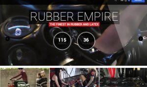 Rubber Empire porn site